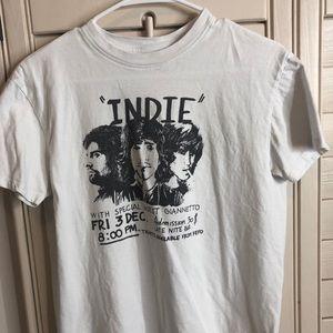 Brandy Indie band tee shirt